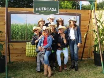 Huercasa Photocall