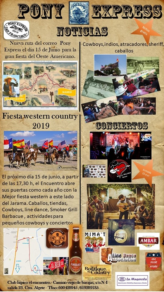 FIESTA COUNTRY WESTERN