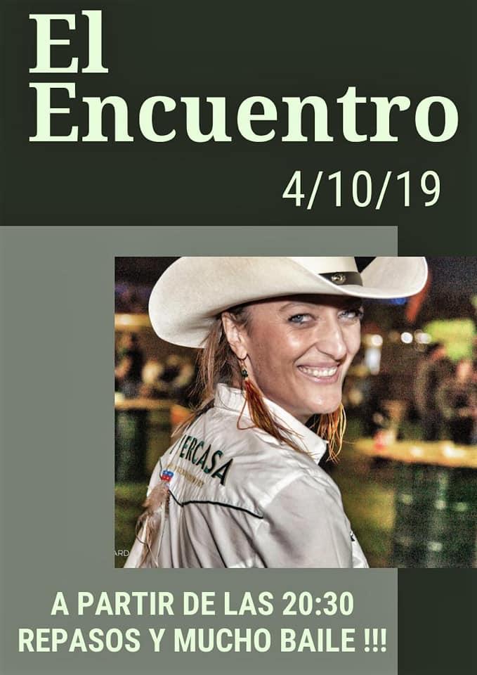CAROLINE EL ENCUENTRO