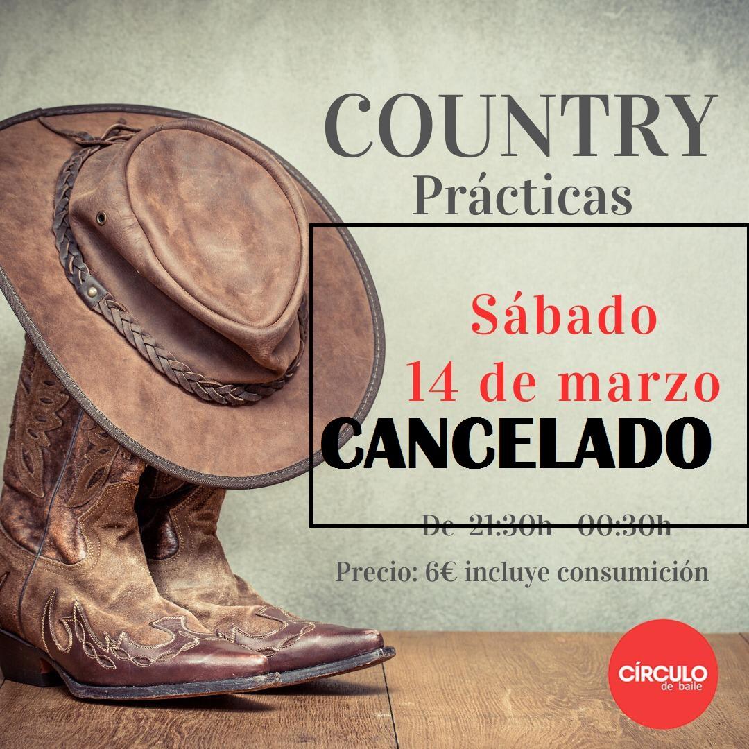 CARTEL CIRCULO CANCELADO