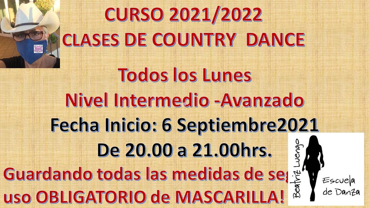 CARTEL CURSO 2021-2022 LUNES