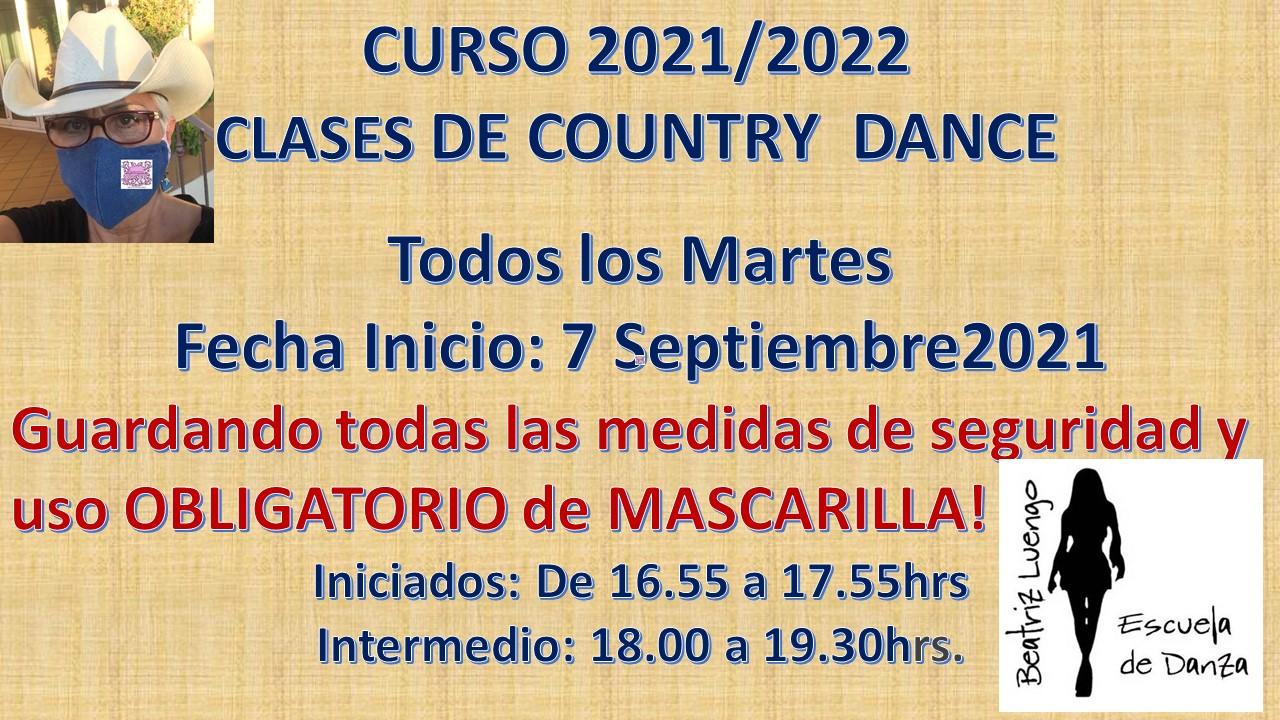 CARTEL CURSO 2021-2022 MARTES