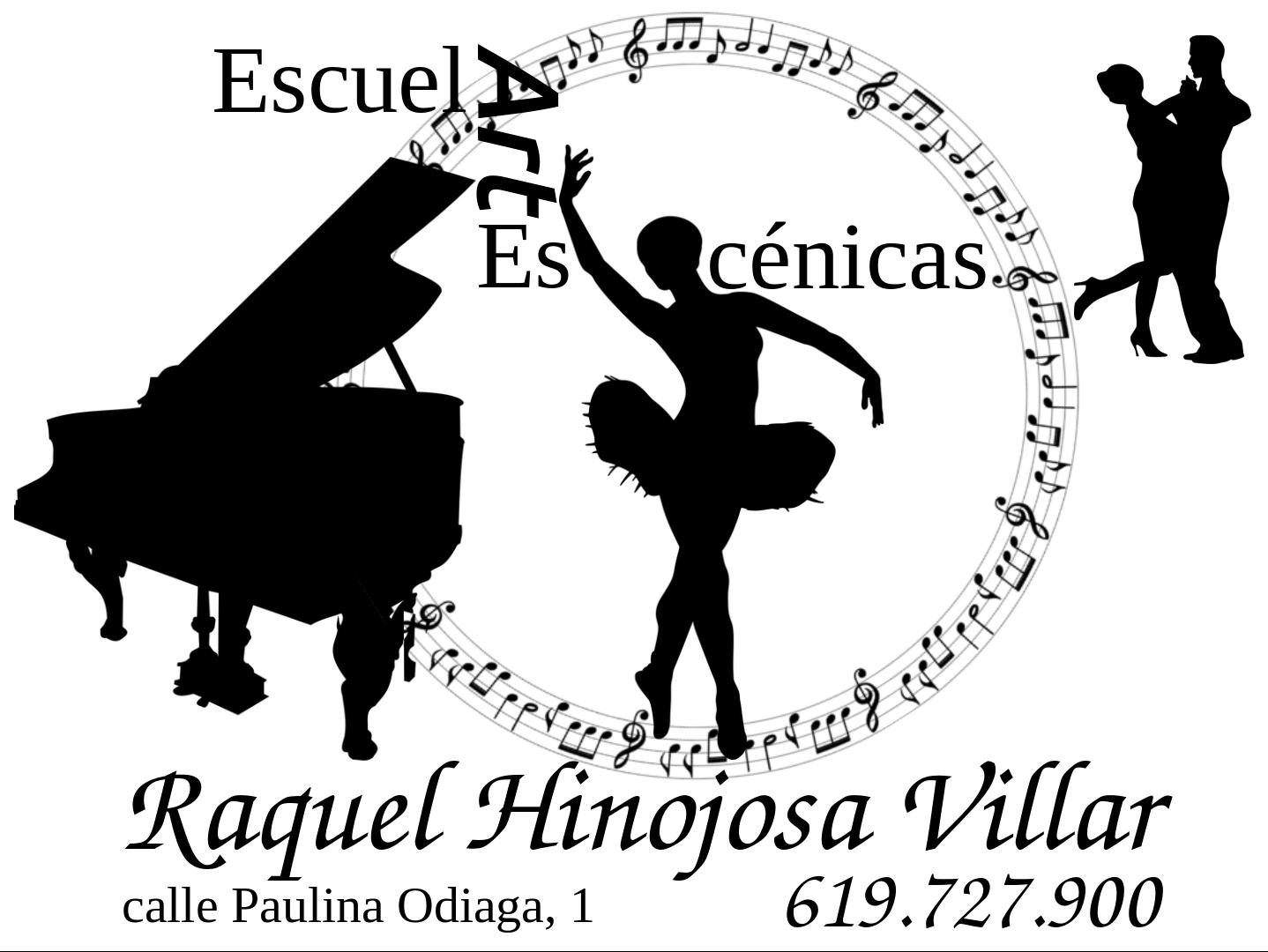 ESCUELA DE ARTES ESCENICAS RAQUEL HINOJOSA